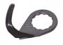 FEIN vyrezávací nôž tvar U, dľžka 24 mm, balenie o 2 ks